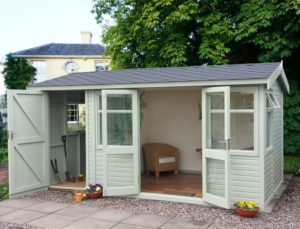 Building a house from the LSTC or how to build a summer house quickly